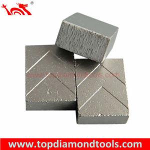 Single-Blade Segments Granite Cutting Diamonds pictures & photos