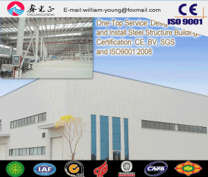 High Quality Steel Frame/Steel Structure Workshop (JW-16293) pictures & photos