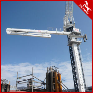 High Quality 3 Arms Concrete Placing Boom pictures & photos