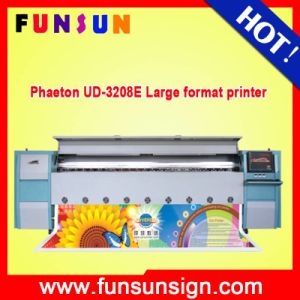 Phaeton Ud-3208e Eight Spt 510 35pl Printheads 3200mm Size Outdoor Flex Banner Advertising Printing Machine pictures & photos