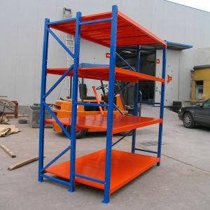 Warehouse Medium-Duty Adjustable Storage Rack (JW-CN1411422) pictures & photos