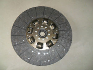 Shancman Heavy Truck Transmission Parts Clutch Disc (DZ1560160020) pictures & photos