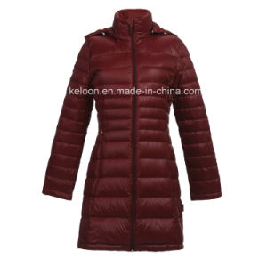 Ladies Packable Down Jacket