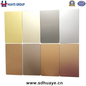 Color-Decorative Plate and Sheet pictures & photos