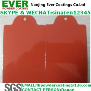 Good Quality Friction Powder Coating pictures & photos