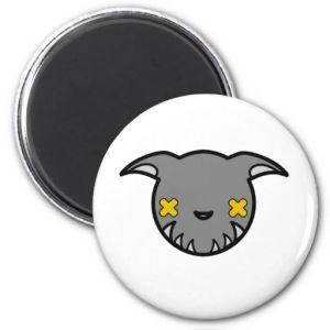 Cute Werewolf Fridge Magnet pictures & photos