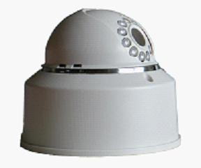 IR Megapeixel WDR IP Dome Camera, IP Camera pictures & photos