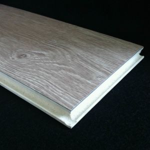 Waterproof Fire Resistant WPC Laminate Flooring Easily-Installed WPC Laminate Flooring pictures & photos