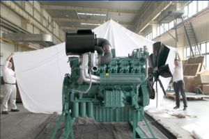 Wuxi Power Diesel Genset Engine (880KW) pictures & photos