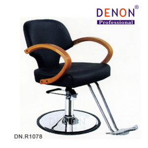 Salon Furniture Hydraulic Chair for Hair Equipment (DN. R1078) pictures & photos