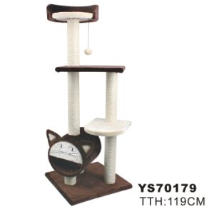 Cat Scratcher Tree pictures & photos