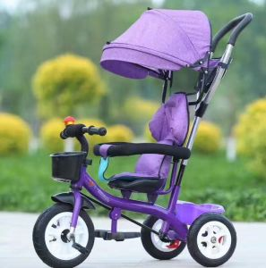 4 in 1 Mutifuntion Baby Tricycle, Baby Stroller, Children Tricycle pictures & photos