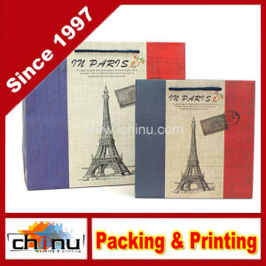 Art Paper / White Paper 4 Color Printed Bag (2257) pictures & photos