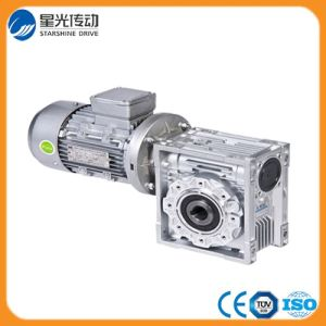 Nmrv090-15-100b5-1.5 China Cone Worm Gear Reducer pictures & photos