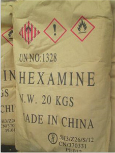 Low Aas Content Hexamine99% Used for Resin Curing Agent Rubber and Plastic pictures & photos