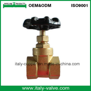 CE Certified Sanwa Brass Forged Gate Valve (AV4055) pictures & photos