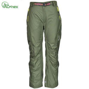 Green Waterproof Breathable Outdoor Pants pictures & photos
