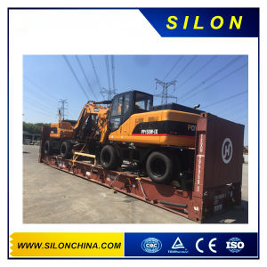 Joyoung 15000kg Wheel Excavator with Big Discount (PP150W-1X) pictures & photos