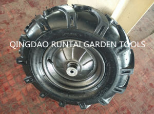 Qingdao Made Top Quality Durable Cheap Air Wheel (4.00-8) pictures & photos
