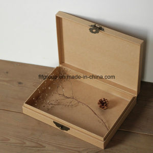 Delicate Customized Printed Craft Paper Box pictures & photos