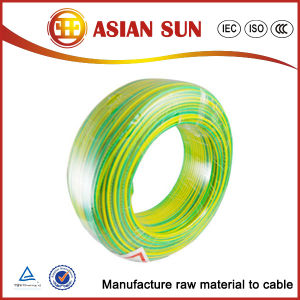 High Quality 450/750V PVC Insulation Electrical Cable pictures & photos