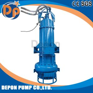 SGS Certified Electric Submersible Sewage Sand Sludge Suction Pump pictures & photos