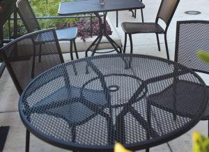 Anticorrosion Powder Coating for Patio Furniture