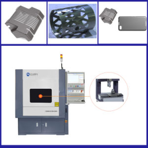 150W Fiber Laser Cutting and Drilling Machine for Stailess Steel pictures & photos