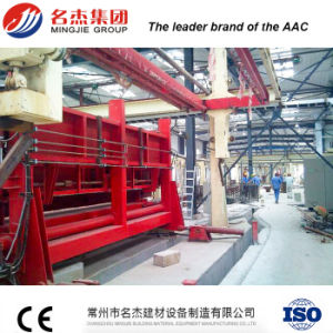 Concrete Block Manufacturing Equipment AAC Block Plant for Fly Ash Brick pictures & photos