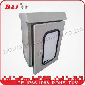 Metal Double Door/Double Door Metal Enclosure/Double Door Electrical Box pictures & photos