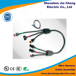 16 Pins Wire Hanress Power Cord Approved for Medical Devices pictures & photos