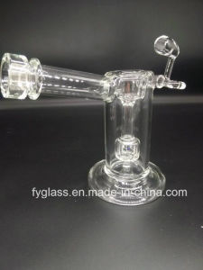 Newset Mini Glass pipe 5 Inch Hand Hookahs with Birdcage Perc and Glass Rig for Oil Rigs Water pipes pictures & photos