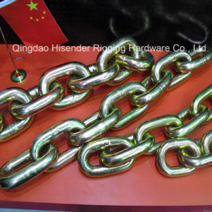 G80 Link Chain with Yellow Zinc, G70 Chain, High Good Quality pictures & photos