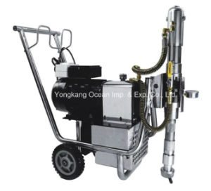 Hyvst Gas and Elec Painting Machine Piston Pump Airless Paint Sprayer Spt930 pictures & photos