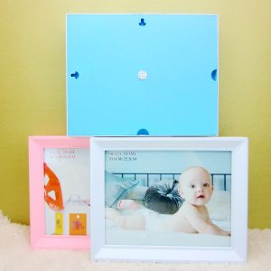 Plastic Frame Home Decoration Craft Promotion Gift pictures & photos