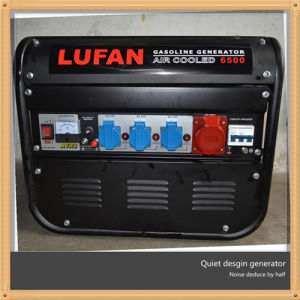 4000watt Low Noise Standby Petrol Alternating Generator Set