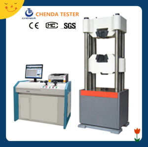 2000kn Computer Control Servo Hydraulic Universal Testing Machine pictures & photos