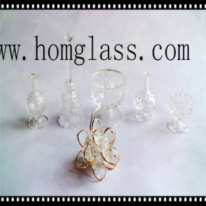 Various Glass Candle Holder/Candlestick/Candleholder pictures & photos