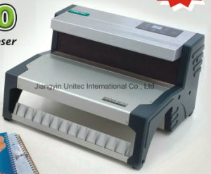 Intelligent Wire Closer Automatic Wire Book Binding Machine Mc320