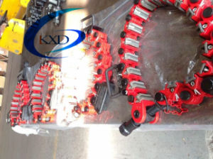 Drill Collar Type T Safety Clamp, Oil Drilling Safety Clamp, Drill Pipe Clamp pictures & photos