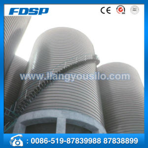 Widely Applicable 2000t Wheat Sotrage Steel Silo pictures & photos
