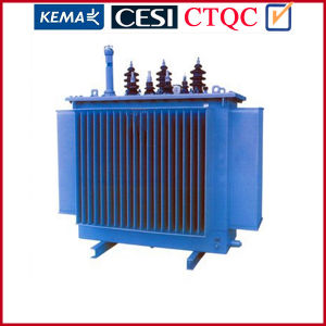 Distribution Transformer for 500kVA Three-Phase Oil-Immersed Transformer