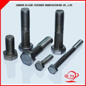 Galvanised Bolts and Nuts and Washers, Standard Bolt Made in China pictures & photos