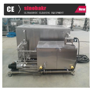 Ultrasonic Solvent Cleaner Cleaning Machine Tank (BK-6000XE) pictures & photos