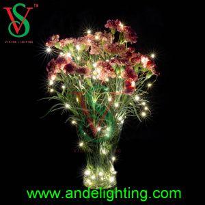 Flower Decoration Light LED Flexible Copper Wire Light for Decoration pictures & photos