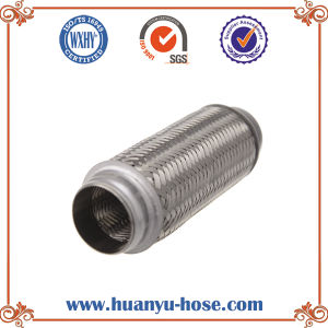 Exhaust Flexible Pipe with Inner Braid pictures & photos