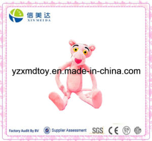 Lovely Popular Pinkpanther Pink Pillow Plush Toy pictures & photos
