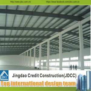 Easy Install Low Cost Prefab Steel Buildings pictures & photos