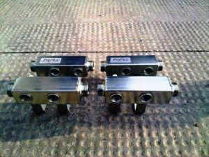 Verdeler for Water-Heating System (010)