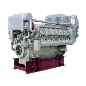 Deutz MWM TBD620-V12 Main Propulsion Marine Diesel Engine pictures & photos